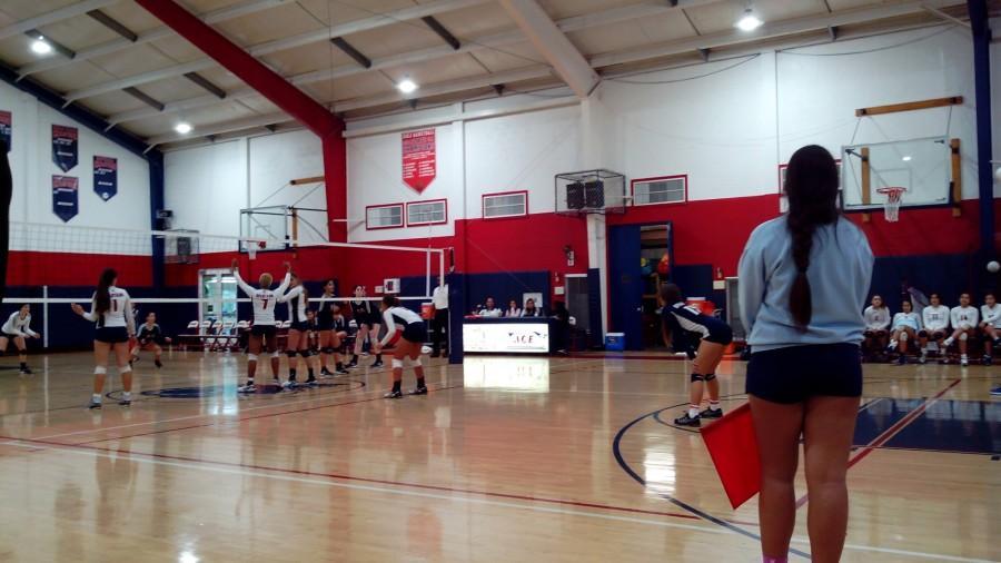 Spartan+Volleyball
