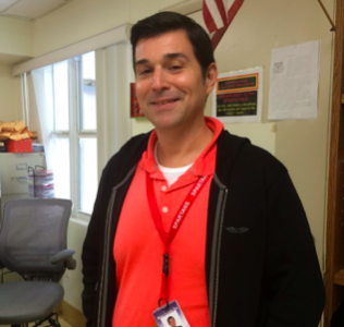 New Teacher Profile: Christian Miguez Brings New Spunk to the Spanish Department