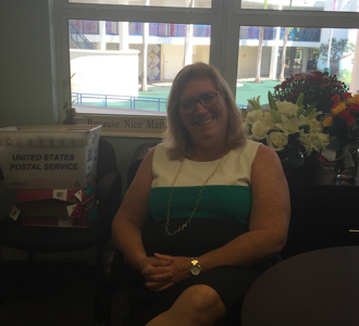 New Teacher Profile: Ria Maxwell - The Woman Who Wears Two Hats