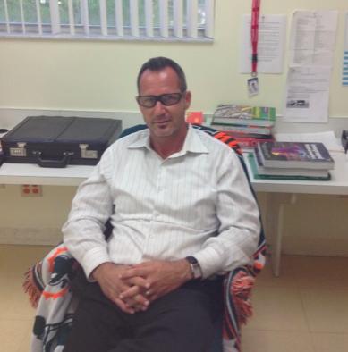 New Teacher Profiles: Who's Rick Muhlig?