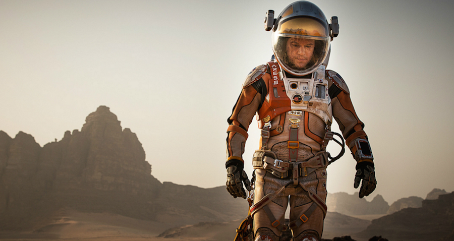 The Martian Isn't Out of This World