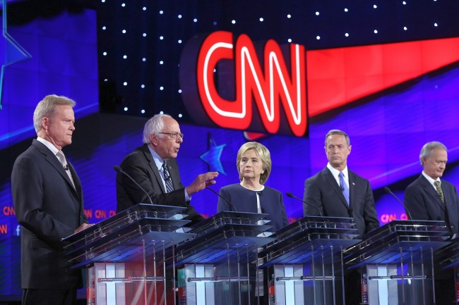 Thoughts+on+the+Democratic+Debate