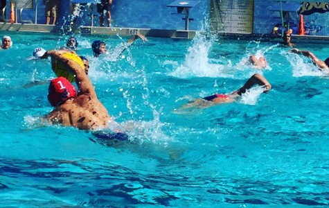 Varsity Boys Water Polo Team Loses to ATM Sharks 8-7 in OT