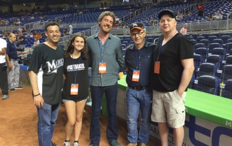 Marlins Help MCDS Student Strike Out Melanoma