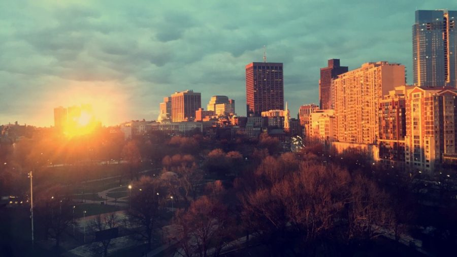 Boston in Every Season