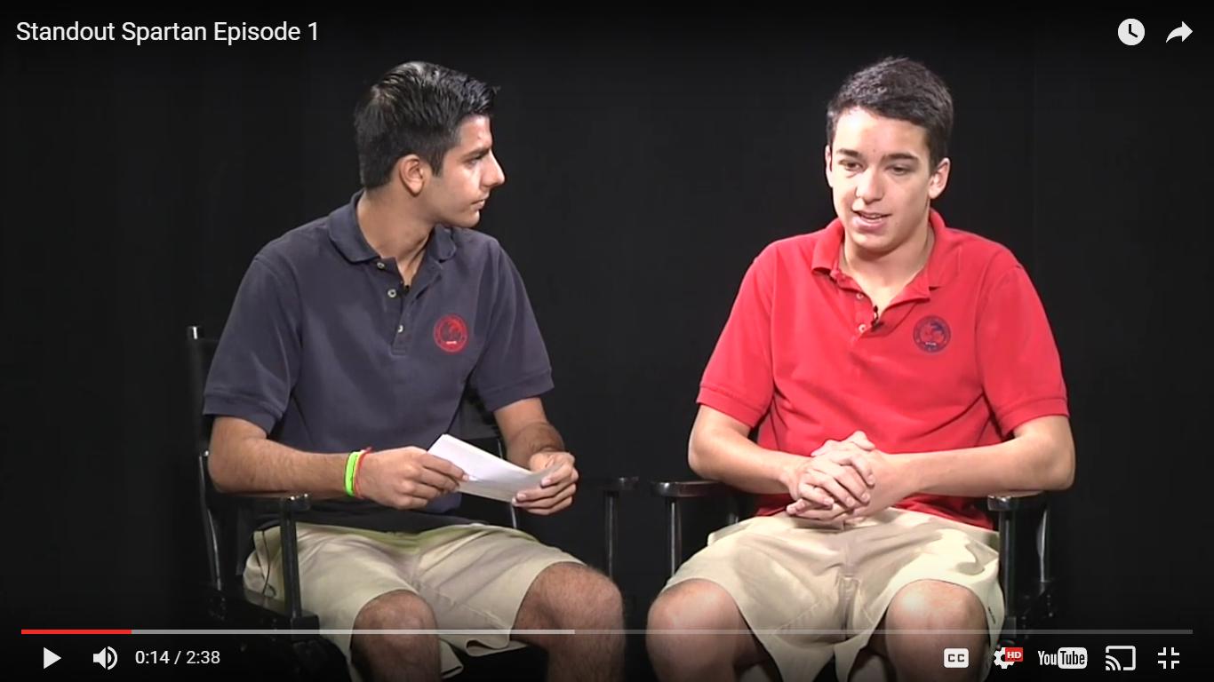 Saavan Kamlani interviews Matthew Thomas