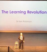Sir Ken Robinson Speaks to Students