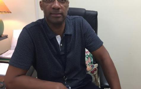 Dr. Kelvin Sealey