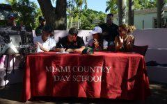 Senior Sports Signings
