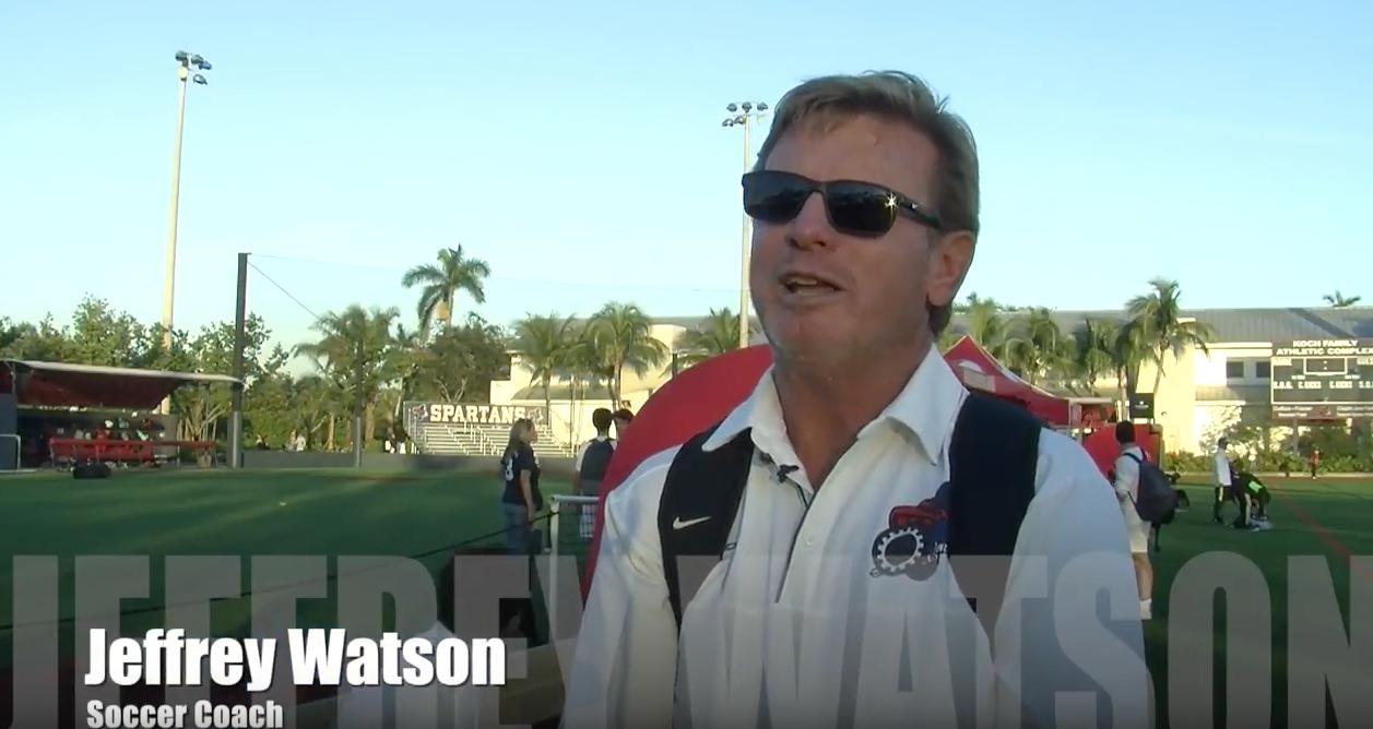 Coach Watson celebrates 500!