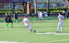 Boys Varsity Soccer Hoped to Get to Regional Finals