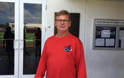 Coach Jeff Watson