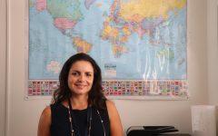 NEW ON CAMPUS: Nadia Zananiri