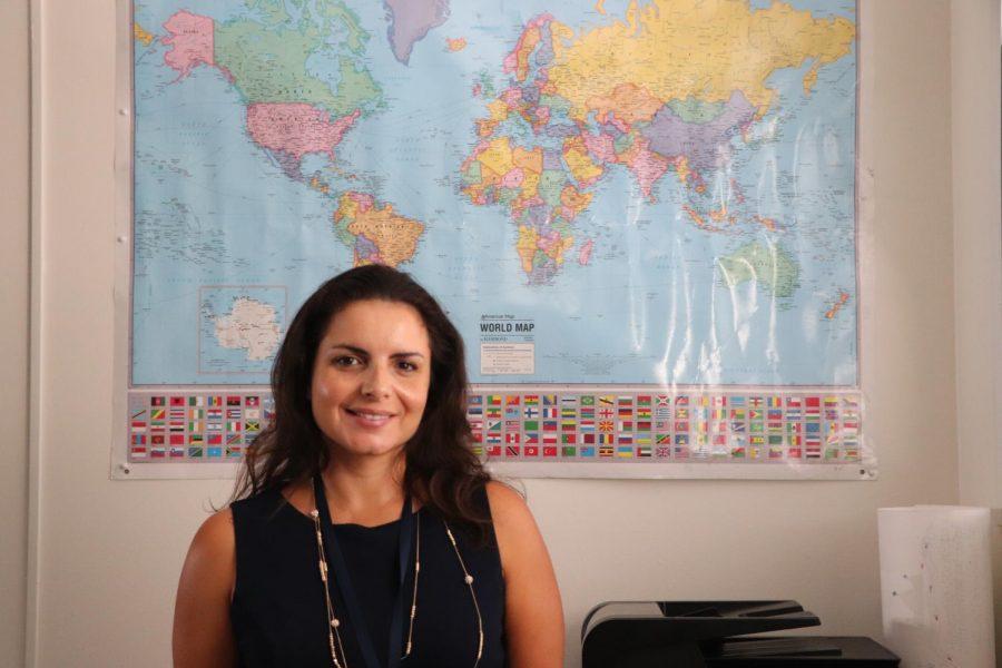 Upper School Humanities Teacher Ms. Zananiri