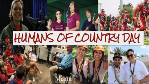 Humans of Country Day