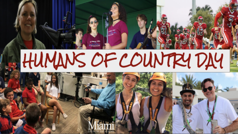 Humans of Country Day captures the essence of our Standout Spartans: who they are, what they feel, how they are making their mark and leaving a legacy for others to follow.