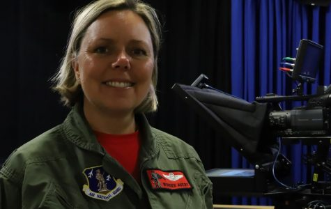 Humans of Country Day: Lt. Col. Jennifer Avery