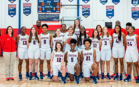 Nationally Ranked Lady Spartans