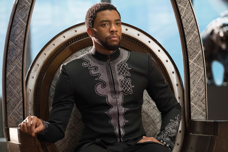 Courtesy Marvel Studio and Disney. Black Panther nominated for Best Picture