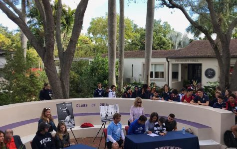 Siegler and McPherson Sign to Yale & Nova Southeastern