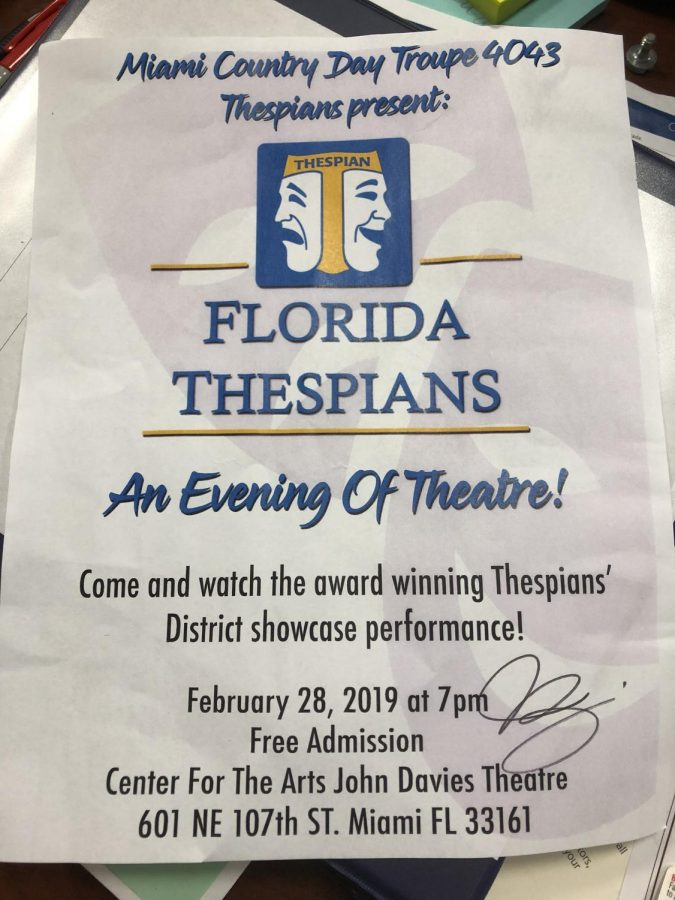 Florida Thespians