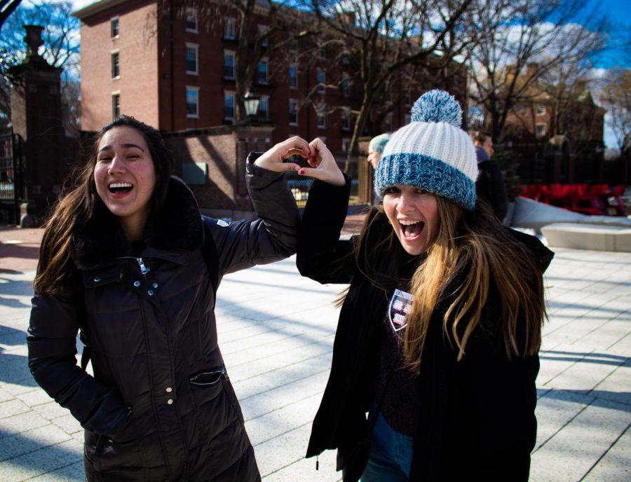 We love Harvard!