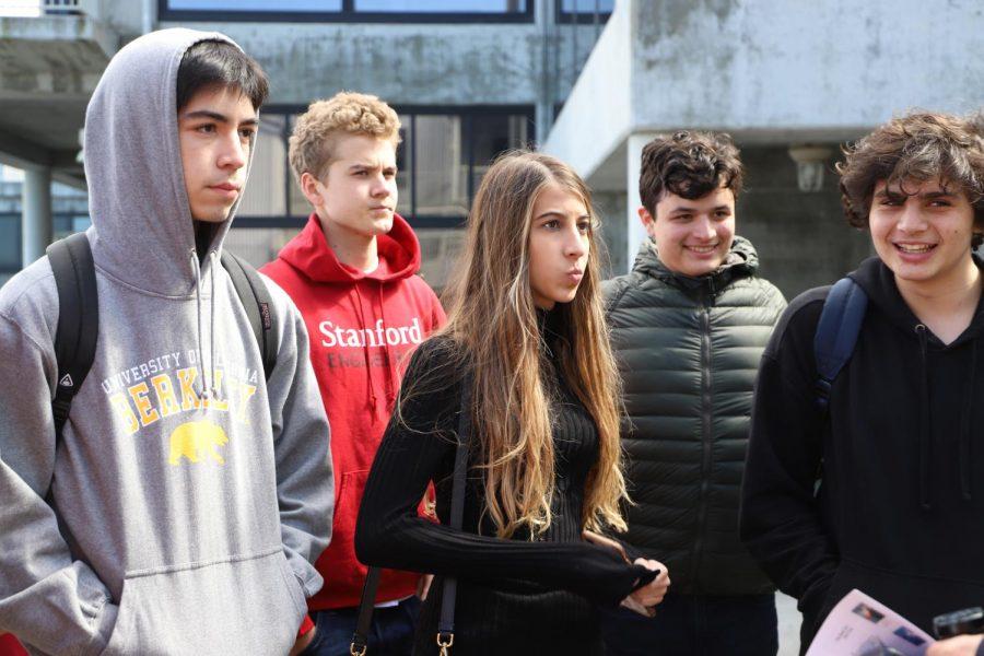 Juan,Vlad, Ana and Carlos