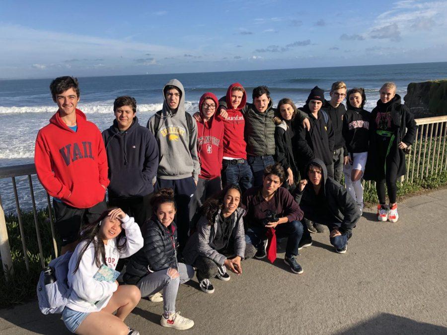 Spartans in Santa Cruz