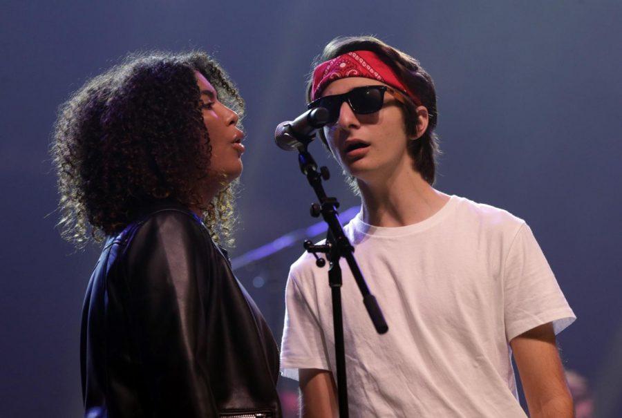Michael sings too!