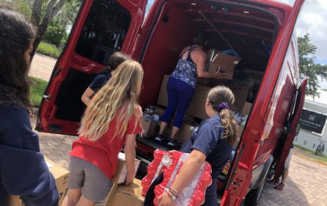 Hurricane Relief Ongoing