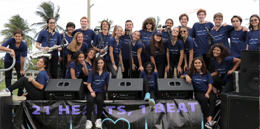 The annual CME performance at the Haulover Kite Festival took place Saturday, October 19th.