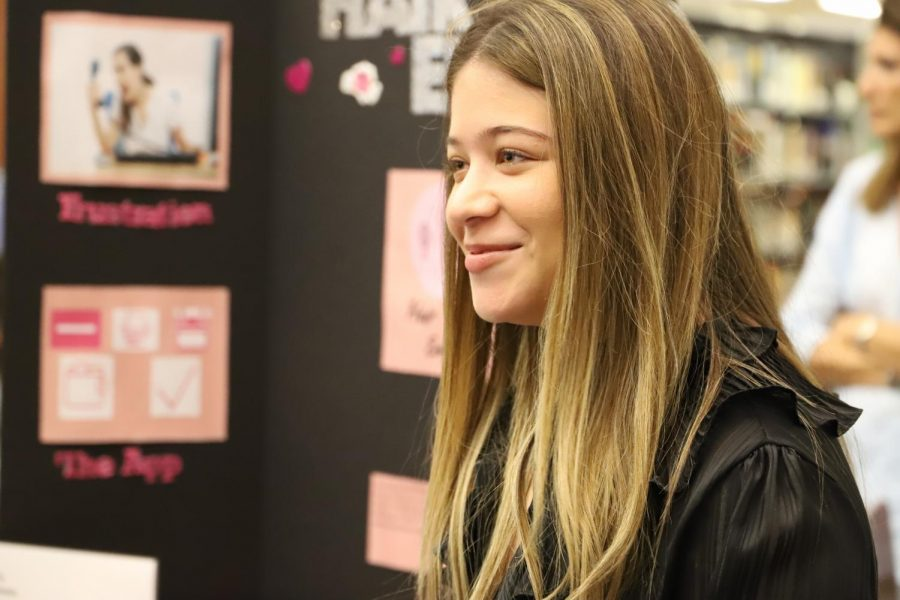 Spartan Cup Business Challenge winner Shaina Bassan, Founder of Hair Envy, the
