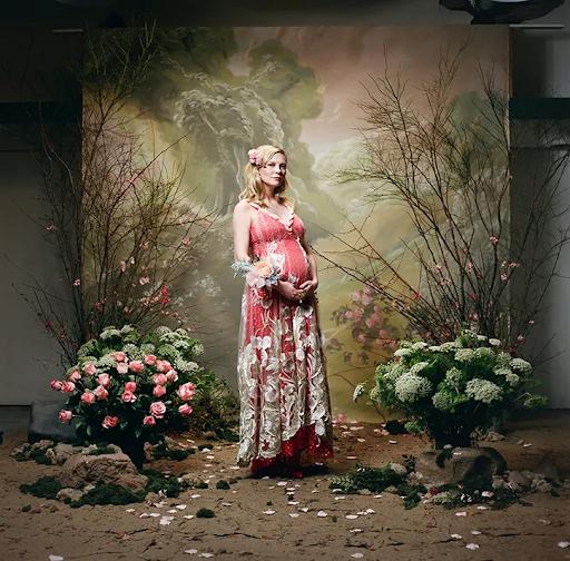 Kirsten+Dunst+by+de+Wilde+for+Rodarte+illustrates+the+lushness+of+her+vision.