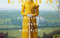 The key art for Emma. designed and shot by director Autumn de Wilde.