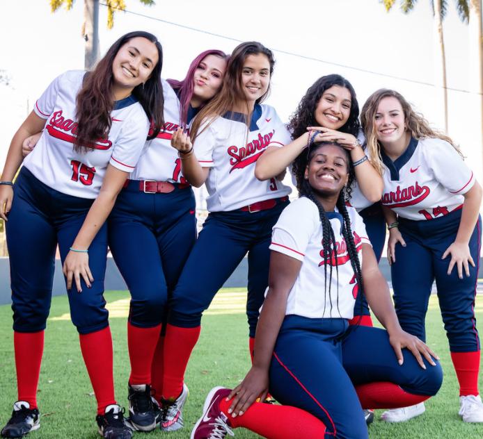 2020 Girls Varsity Softball