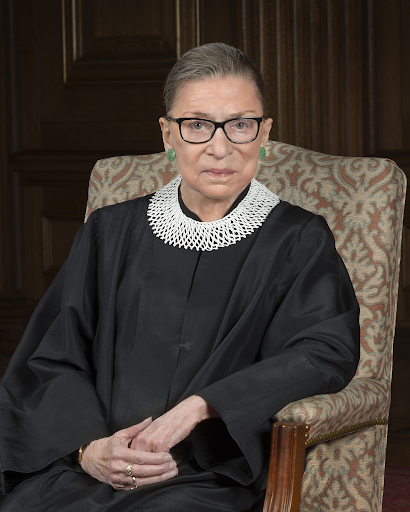 Ruth Bader Ginsburg, known affectionately by her fans as