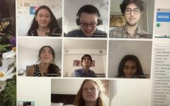 Spartans at VUMUN, Brady Bunch style
