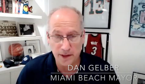 Miami Beach Mayor Dan Gelber sat down with our reporters to talk about what led up to the March quarantine.